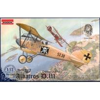 Albatros D.III Oeffag (1:72)