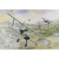 Arado Ar 68E (1:48)