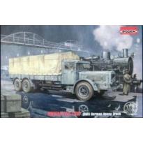 Vomag 8 LR LKW WWII German Heavy Truck (1:72)