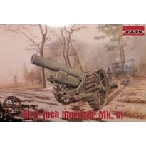 BL 8-inch howitzer Mk.VI (1:35)
