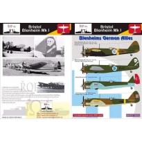 Bristol Blenheim Mk I - Blenheims German Allies (1:72)