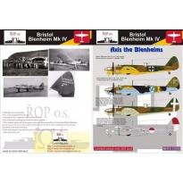 Bristol Blenheim Mk IV - Axis the Blenheims (1:72)