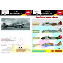 Bristol Beaufighter Mk.X - Beaufighter foreign ministry part 5 (1:72)
