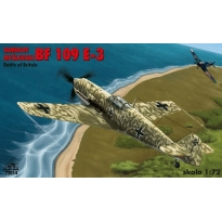Bf 109 E-3 Battle of Britain (1:72)