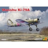 Manshu Ki-79 A (1:48)