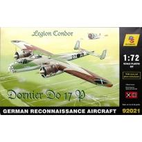 Dornier Do 17 P Legion Condor (1:72)
