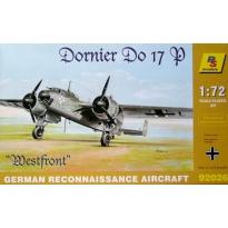 """Dornier Do 17 P""""Westfront"""" (1:72)"""