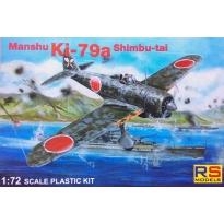 Manshu Ki-79 a Shimbu-tai (1:72)