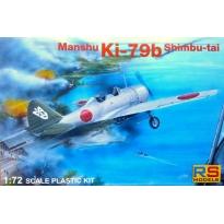 Manshu Ki-79 b Shimbu-tai (1:72)