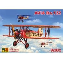 Avia Ba.122 (1:72)