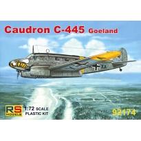 Caudron C-445 Goeland (1:72)
