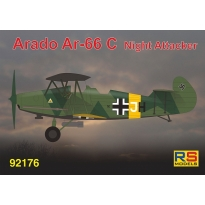 Arado 66 C Night Attacker (1:72)