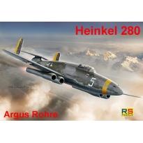 Heinkel He 280 with Argus (1:72)