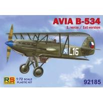 Avia B-534 1st version(1:72)
