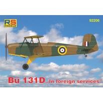 """Bücker Bü-131 D """"In foreign services"""" (1:72)"""