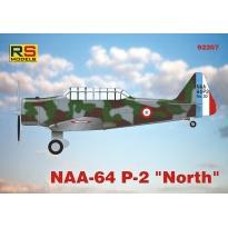 """NAA-64 P-2 """"North"""" (1:72)"""