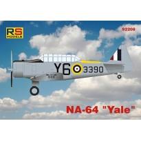 """NA-64 """"Yale"""" (1:72)"""
