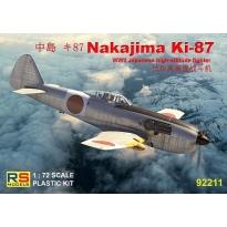 Nakajima Ki-87 (1:72)
