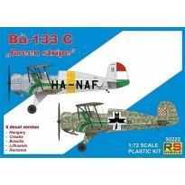 """Bücker 133 C """"Green stripe"""" (1:72)"""