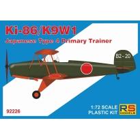 Ki-86/K9W1 (1:72)