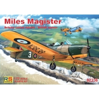 Miles Magister (1:72)