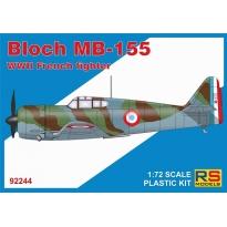 Bloch MB-155 (1:72)