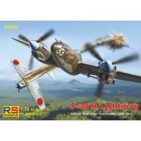P-38 H Lightning (1:72)