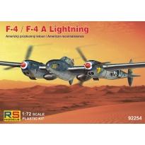 F-4 / F-4A Lightning (1:72)