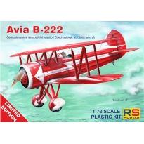 Avia B-222 - Limited edition (1:72)