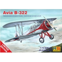 Avia B-322 - Limited edition (1:72)