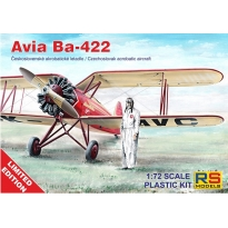 Avia Ba.422 - Limited edition (1:72)