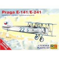 Praga E-141 Diesel - Limited edition (1:72)