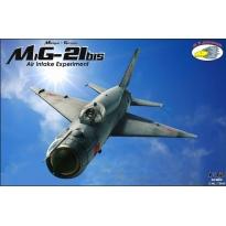 """MiG-21bis """"Air Intake Experimental"""" (1:72)"""