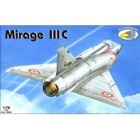 Mirage III C (1:72)