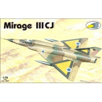 Mirage III CJ (1:72)