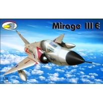 Mirage III E (1:72)
