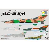 MiG-21 UM (1:72)