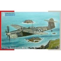 Fairey Barracuda Mk. II 'Pacific Fleet' (1:72)