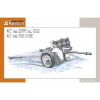 kanón 3,7 cm KPUV vz.37M / 3,7 cm Pak M 37 (t) (1:35)