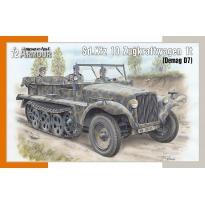Sd.Kfz 10 Zugkraftwagen 1t (1:72)