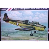"""Miles M.14A Magister Mk.I/Hawk Trainer III """"Hi-Tech"""" (1:48)"""