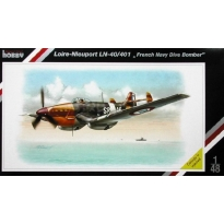 "Loire-Nieuport LN-40/401""'French Navy Dive Bomber"" (1:48)"