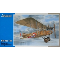 "Albatros C.III""'Captured & Foreign Service""(1:48)"