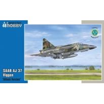 """SAAB AJ-37 Viggen """"Attack Version"""" (1:48)"""