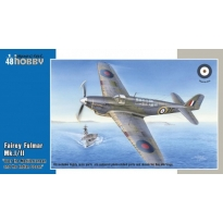 "Fairey Fulmar Mk.I/II ""Over the Mediterranean and the Indian Ocean"" (1:48)"