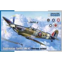 "Supermarine Spitfire Mk.VC ""Overseas Jockeys"" (1:48)"