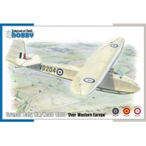 "Grunau Baby IIB/Nord 1300 ""Over Western Europe"" (1:48)"