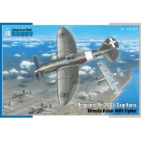 "Reggiane Re.2005 Sagittario ""Ultimate Italian Fighter"" (1:48)"