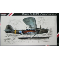 "Heinkel He 59B/D ""Finland Marking"" (1:72)"