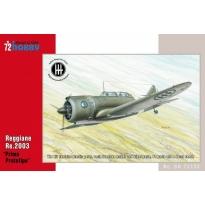 Reggiane Re 2003 1st Prototype (reedycja) (1:72)